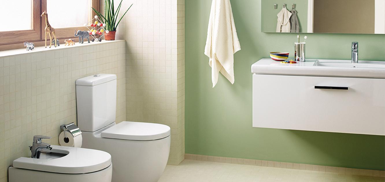 Reforma del baño: ROCA nos trae 5 propuestas para 5 tendencias
